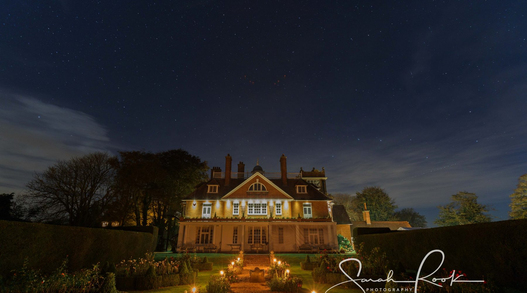 Intimate Wedding venue under an hour from London in Rye