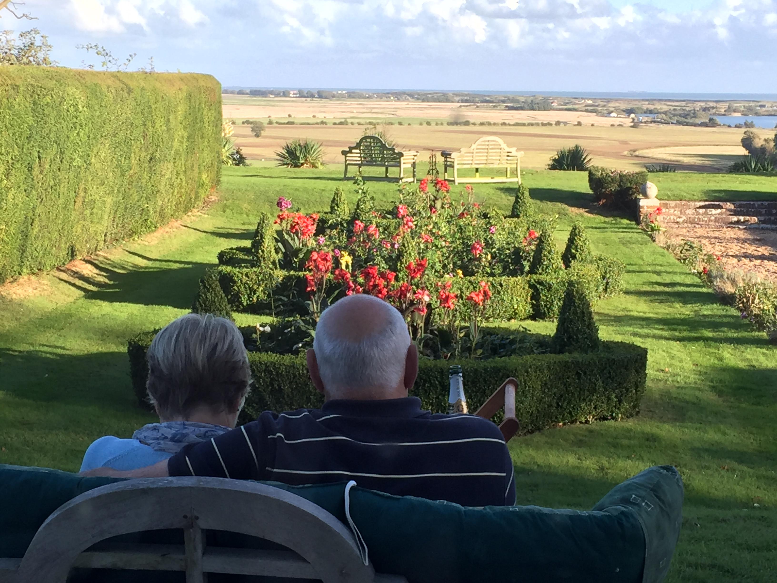 Wedding Anniversary Celebration at East Sussex bespoke wedding venue
