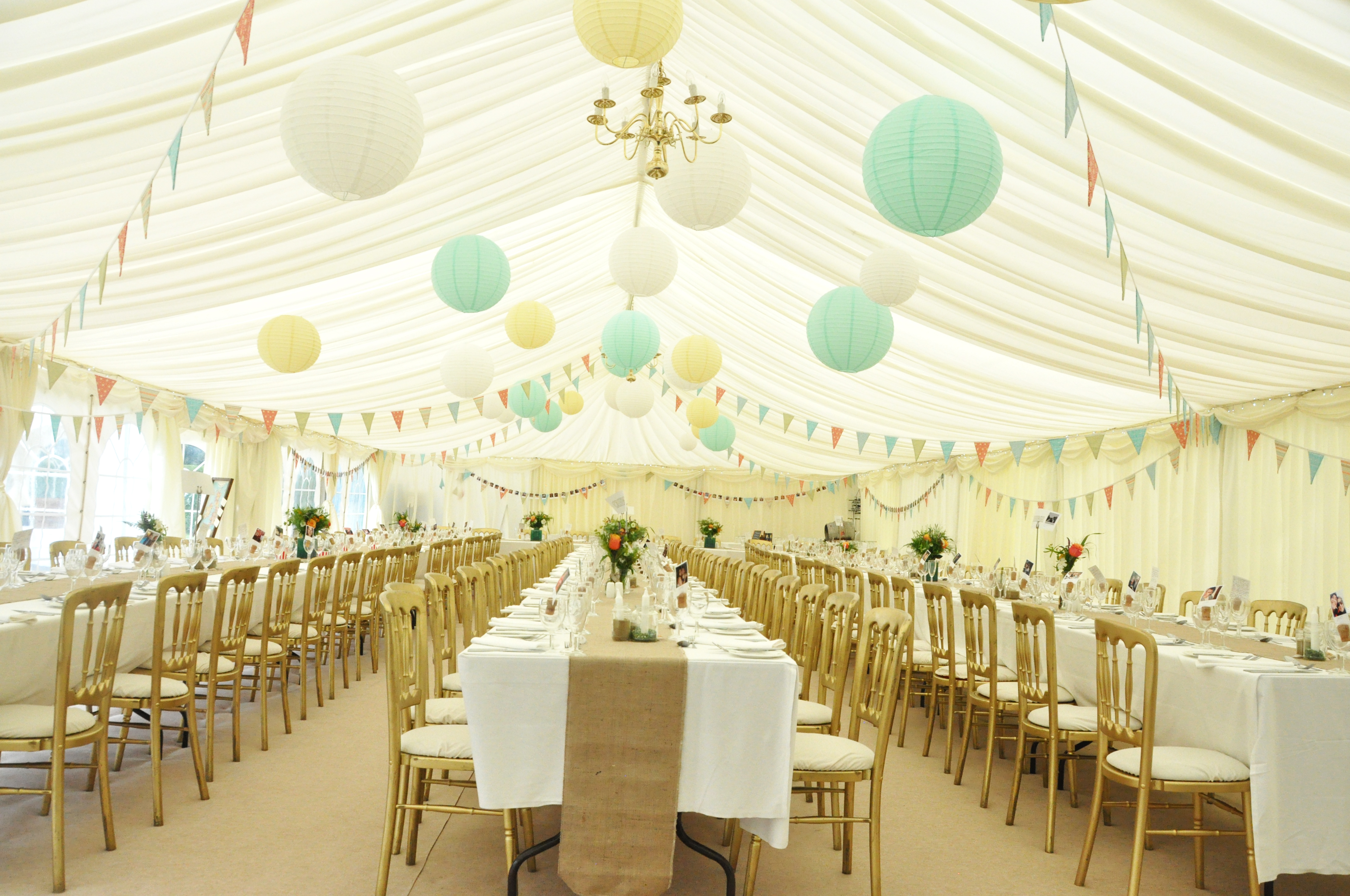 Wedding Marquee venue in East Sussex