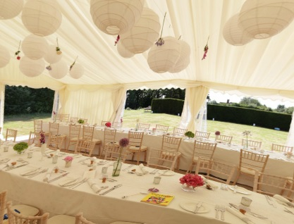 East Sussex Wedding marquee Venue Saltcote Place Rye