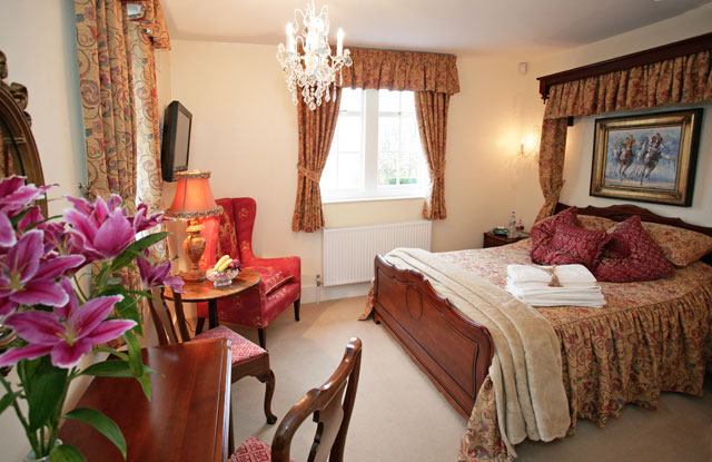 Rother valley suite at Saltcote Place Rye
