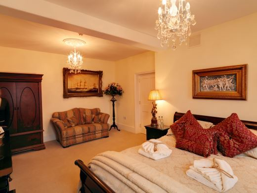 Royal Military Suite Saltcote Place Rye