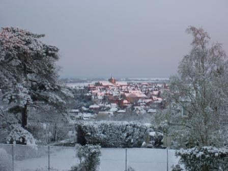 Winter Weddings in Rye under and hour from London