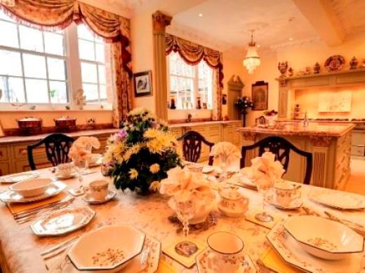 Saltcote Place Kitchen Rye by Clive Sawyer