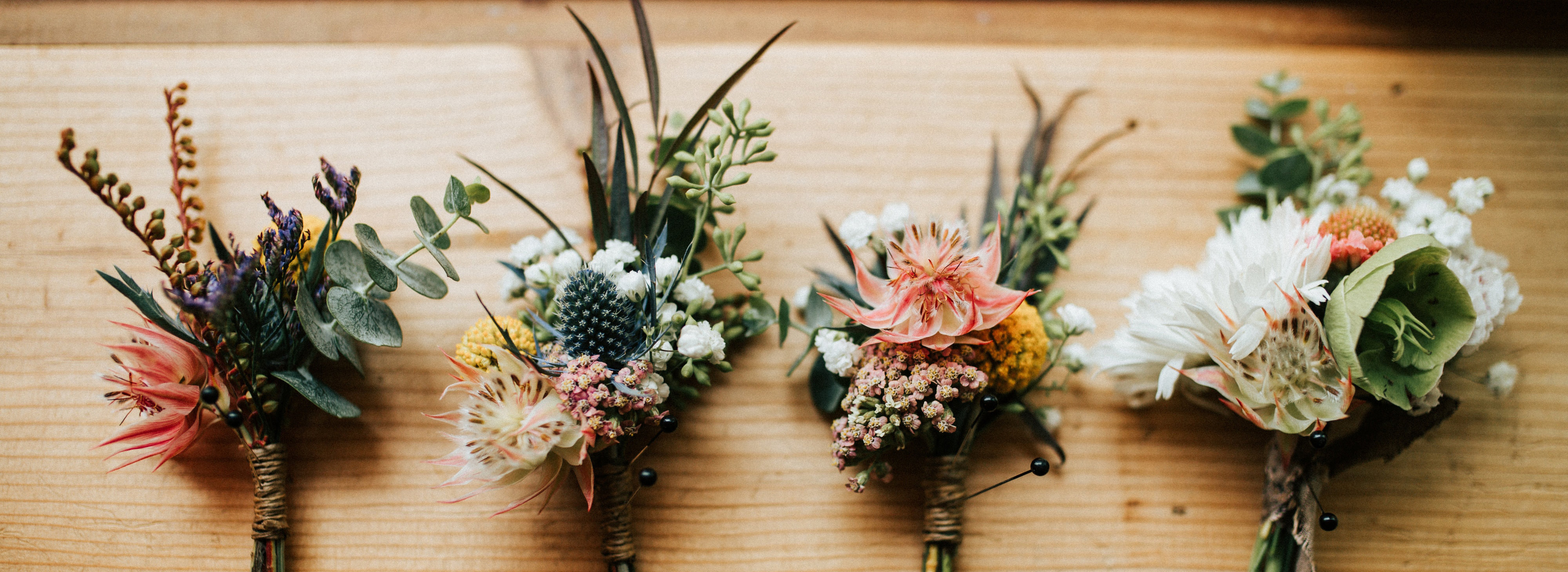 Images of flowers for a Wedding