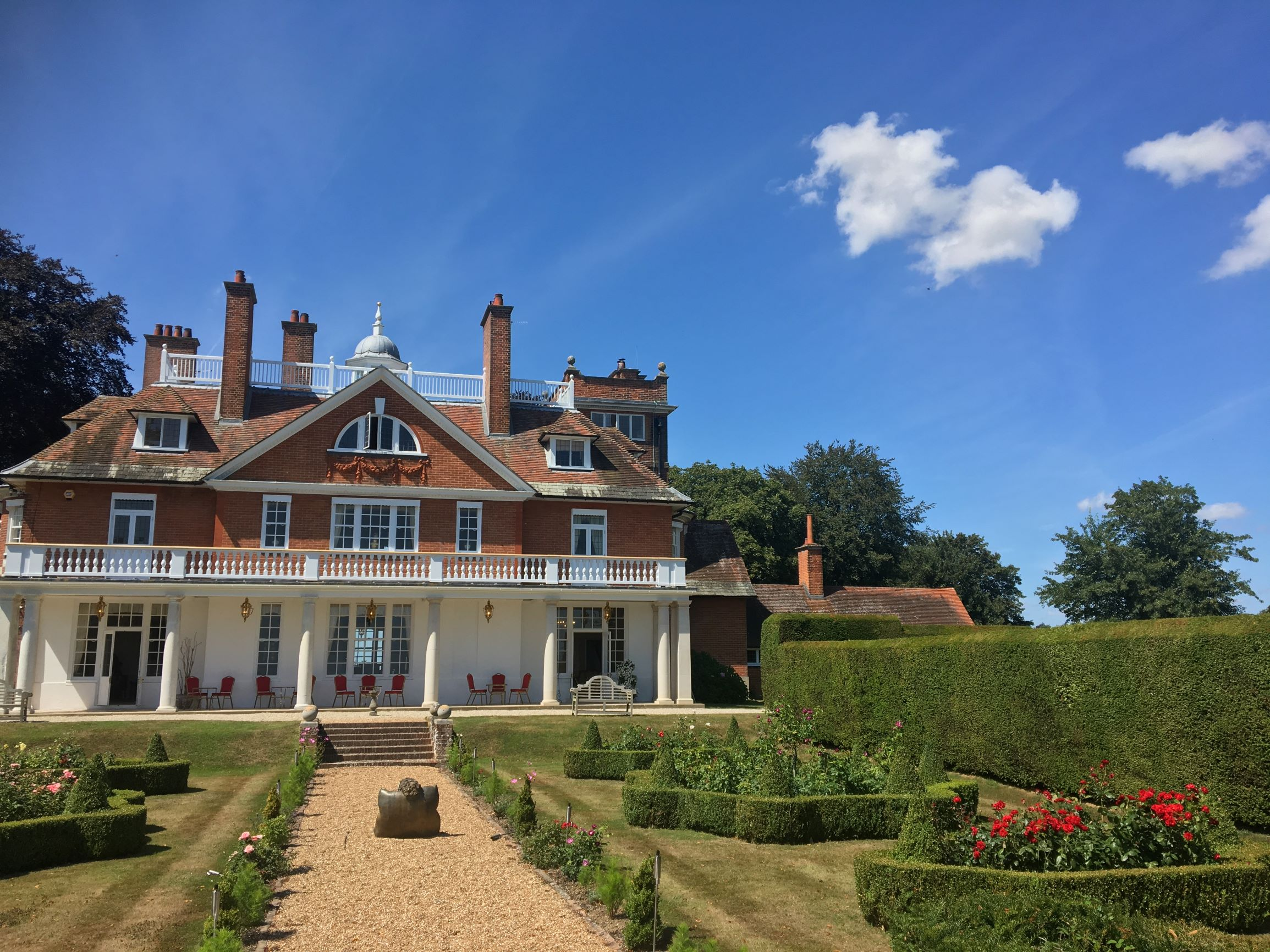 Saltcote Place Wedding venue under an hour from London