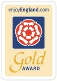 Saltcote Place 5 star gold award