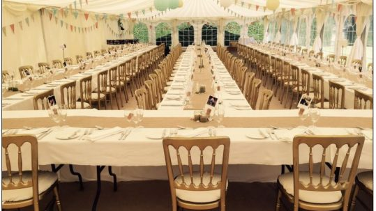 Wedding Marquee East Sussex