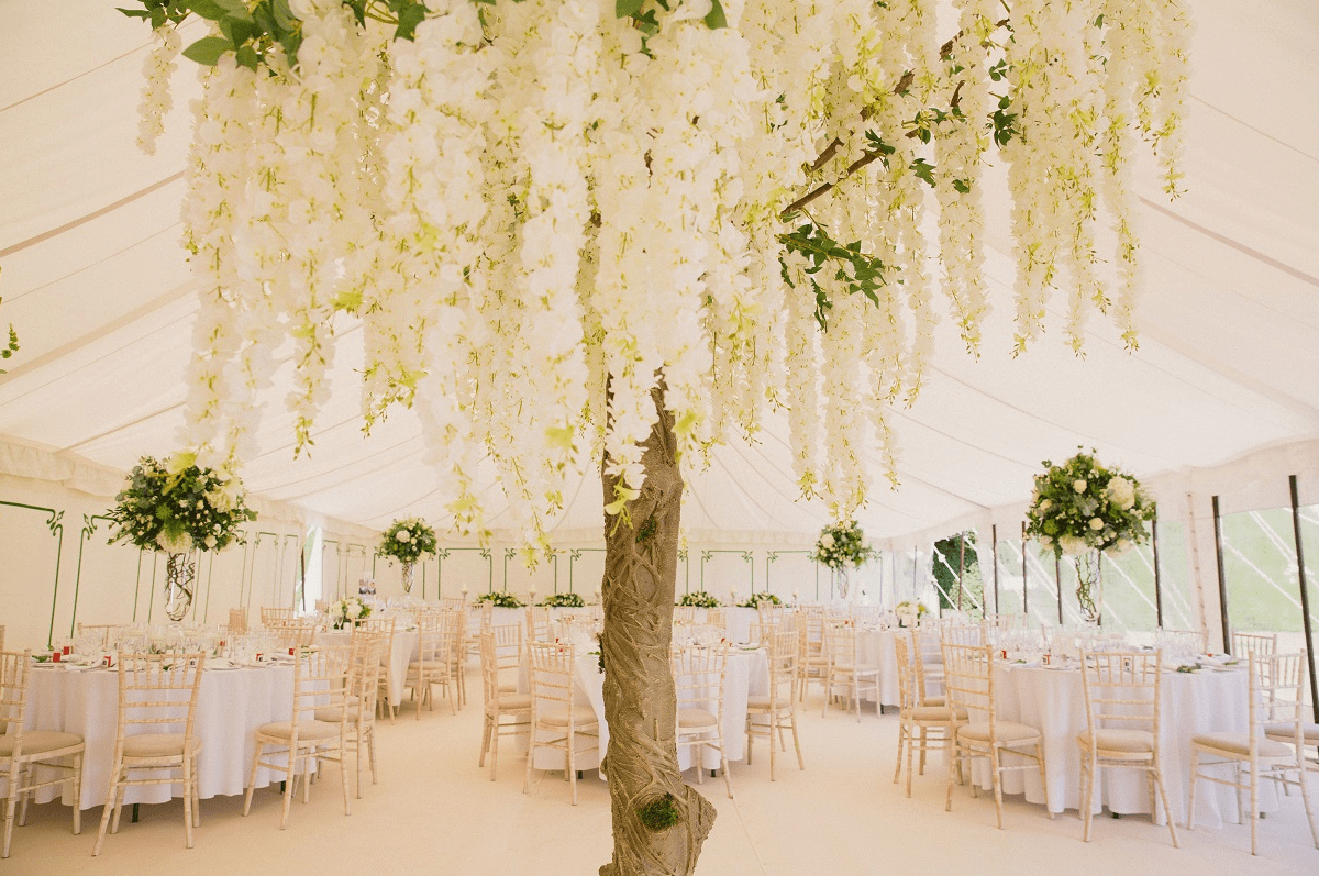 Marquee Weddings in East Sussex