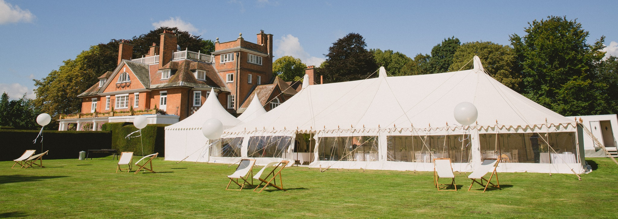 Outdoor Wedding Venue East Sussex